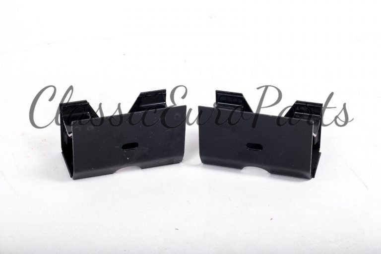 BMW E12 REAR BUMPER BRACKETS