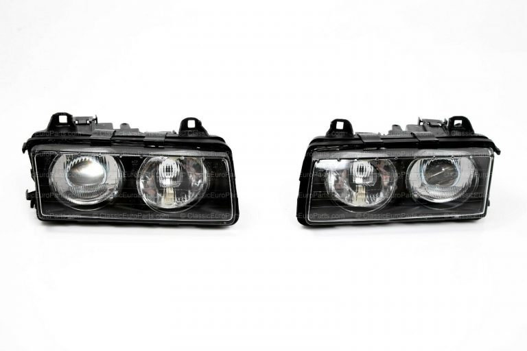 BMW E36 ELLIPSOID HEADLIGHT SET