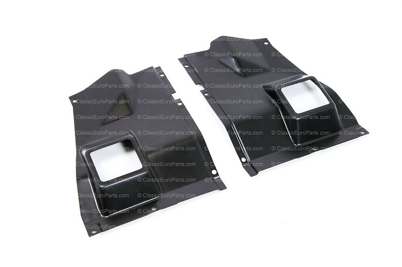 BMW E30 LATE FRONT ARCH LINER LOWER ORIGINAL