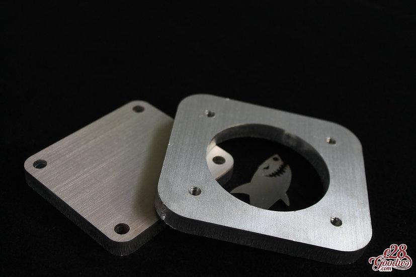 М30 Throttle body swap blanking plate kit