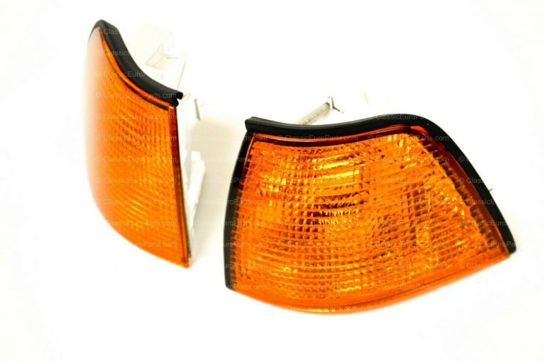 BMW E36 AMBER INDICATORS SALOON SET