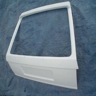 VW POLO 86C FIBERGLASS BOOT LID
