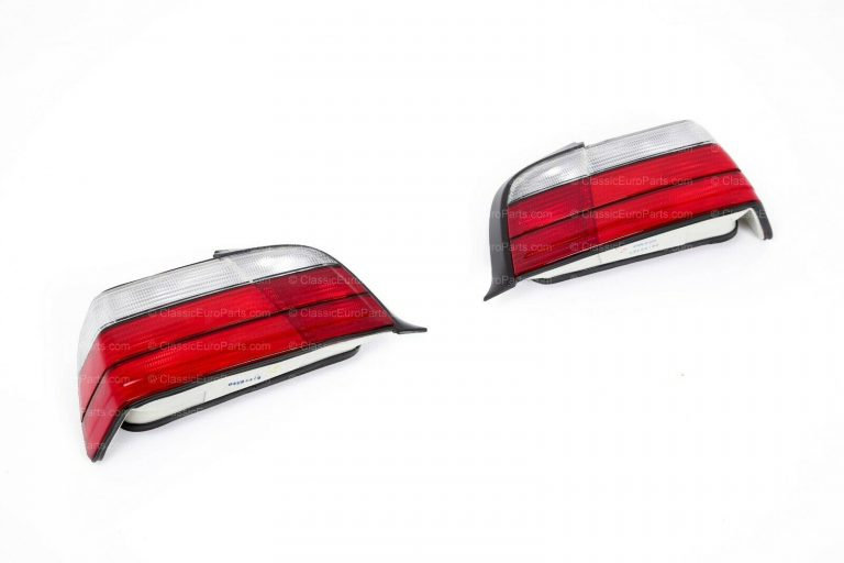 BMW E36 COUPE REAR LIGHTS SET