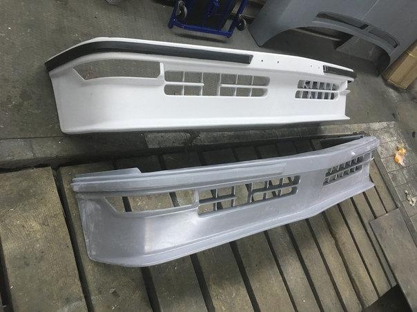 BMW E12 535I MTECH FRONT SPOILER REPLICA