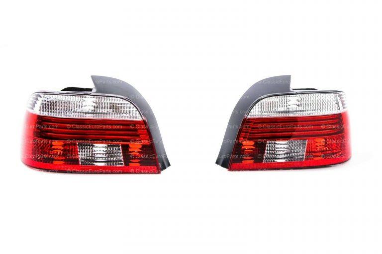BMW E39 FACELIFT REAR LIGHT SET