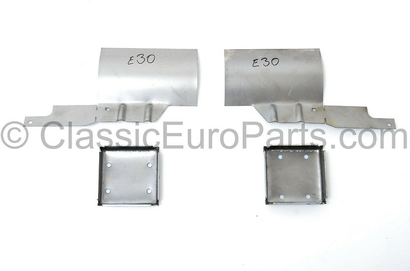BMW E30 FRONT SILL JACKING POINT REPAIR SET