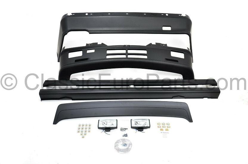 BMW E30 FULL PLASTIC BODY KIT MTECH 1 SEDAN / COUPE