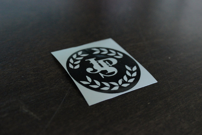 JOHN PLAYERS SPECIAL JPS LOGO STICKER