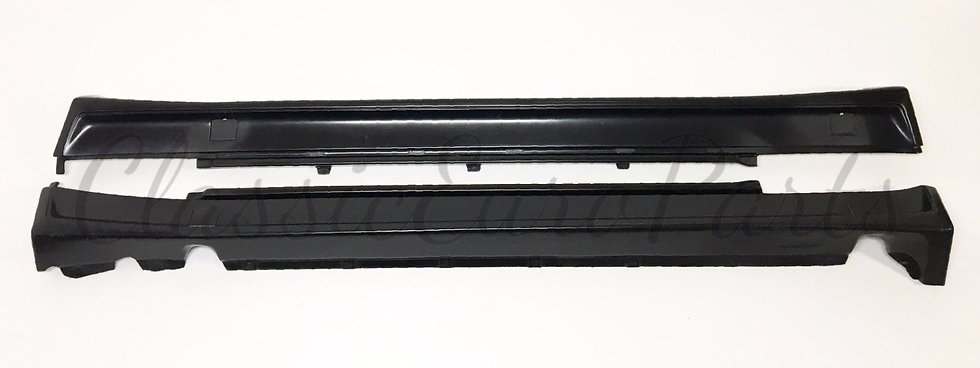 W124 GEN 1 AMG SIDE SKIRTS COUPE