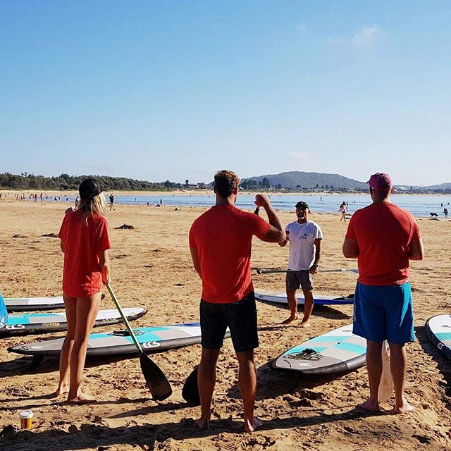 Sup surf lessons help get you on that pe