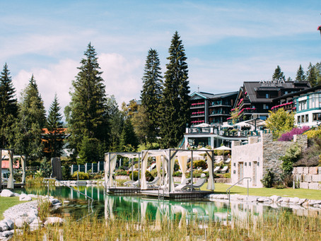 Astoria Resort Seefeld – legendär