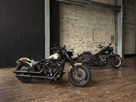 """""""S"""" Type von Harley Davidson"""