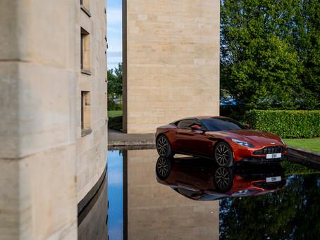 Zu Besuch bei Aston Martin Langonda in Gaydon
