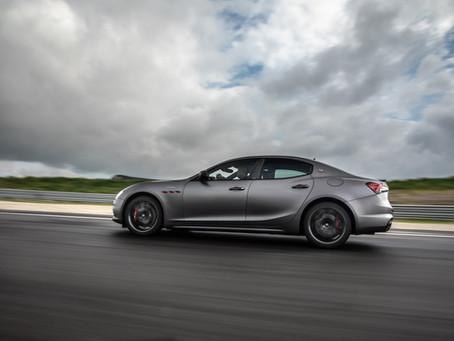 580 italienische Hengste – Maserati Ghibli