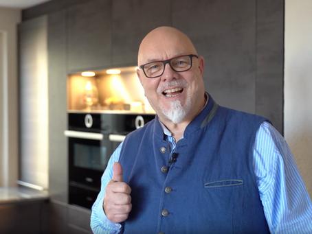 Kochen per Klick in einer modernen Bosch Smart Küche? || Smart Home mit Home Connect im Review