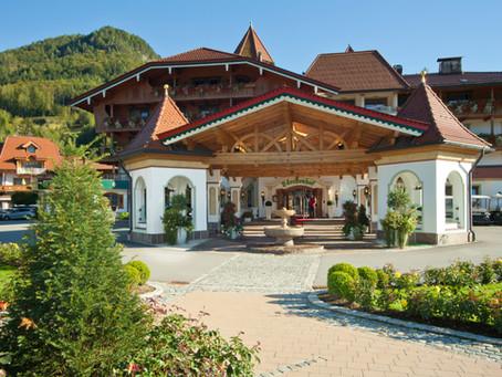 Der Lärchenhof – ein Paradies nicht nur für Golfer