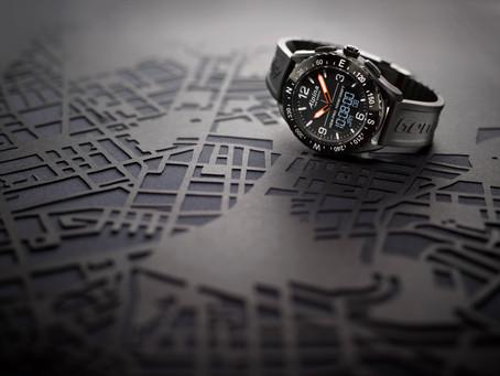 AlpinerXTest aktive Smartwatch