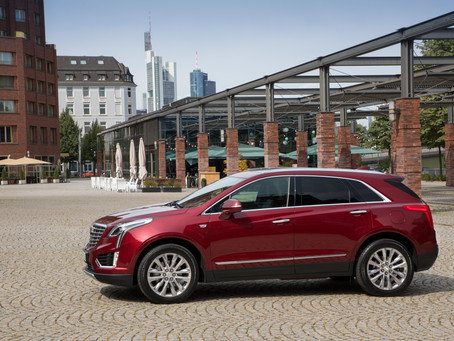 "Cadillac XT5 – Luxus Crossover ""Made in USA"""