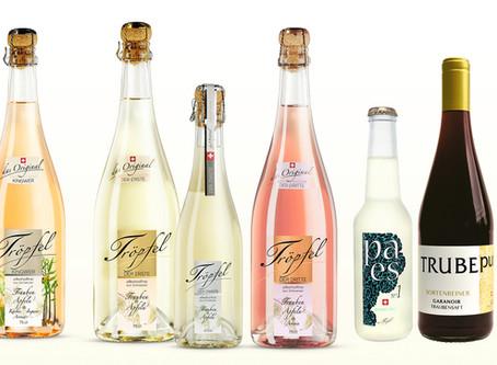 Alkoholfreier Genuss – Tröpfel Swiss made