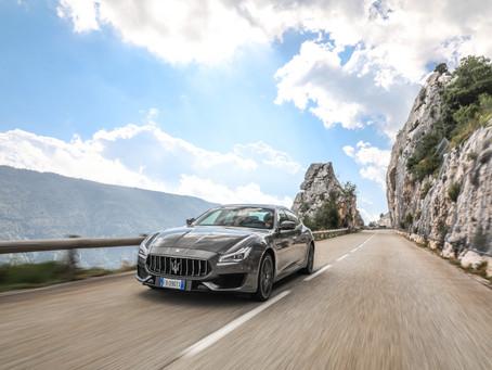 Edel, bequem, luxuriös und sportlich – Maserati Quattroporte