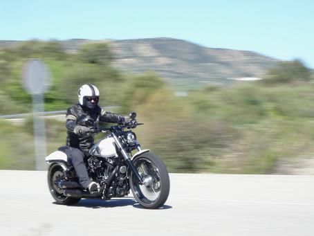 Durch das magische Andalusien auf einer Harley-Davidson