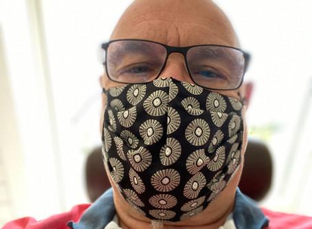Gesichtsmasken von Berner Designerin
