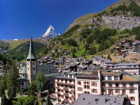 Bergparadiesische Oase des Friedens – Zermatt