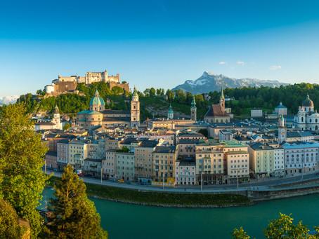 Salzburger Land und Salzburg – Atemberaubend