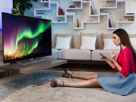 Exzellente Bildqualität – Philips OLED TV 55'