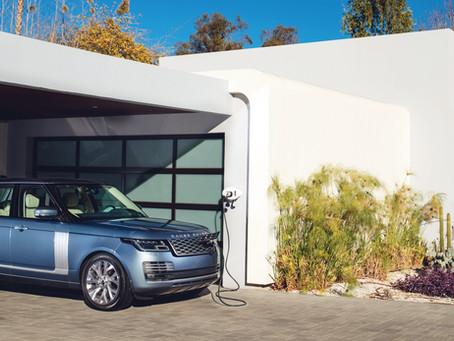 Lautloser Luxus im Range Rover Plug-In-Hybrid