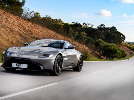 New Aston Martin Vantage Supersport