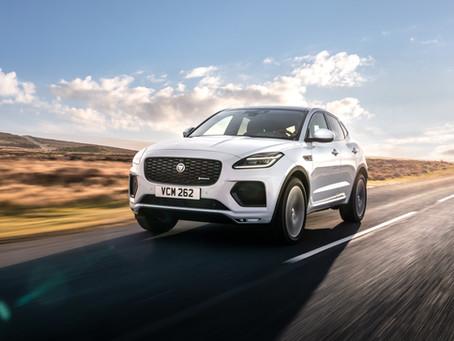 Jaguar E-Pace – luxuriös dynamisches Kompakt SUV
