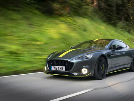 «The final Countdown» Aston Martin Rapide AM