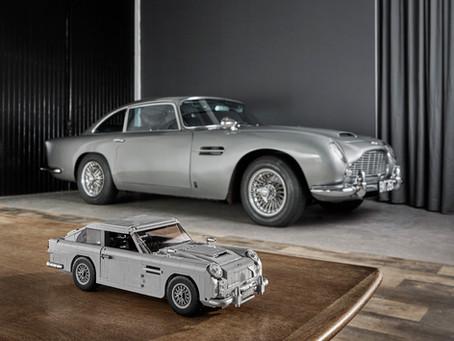 LEGO James Bond Aston Martin DB5 review