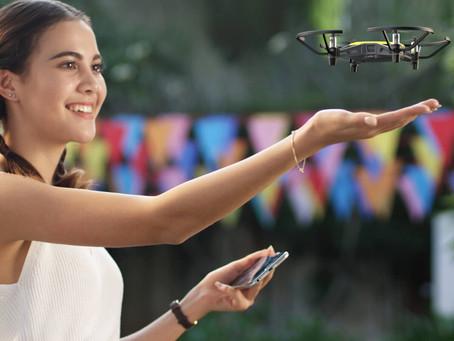DJI Tello – Drohne im Miniformat