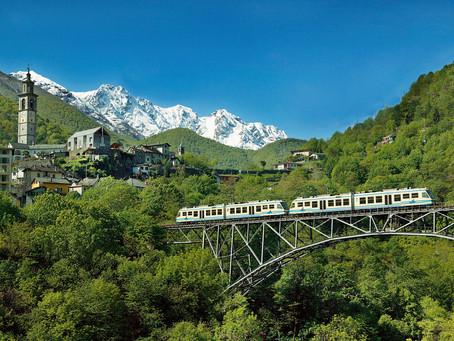 """Tessin – freie Fahrt mit dem """"Ticino Ticket"""""""