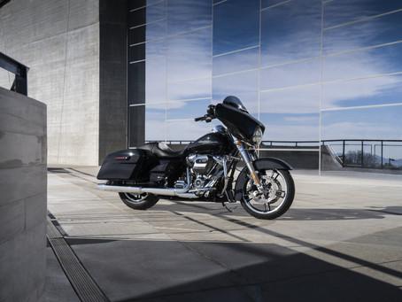 1700 Kilometer auf der Harley-Davidson Street Glide