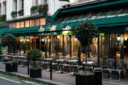 Le Petit Zinc Restaurant, Paris