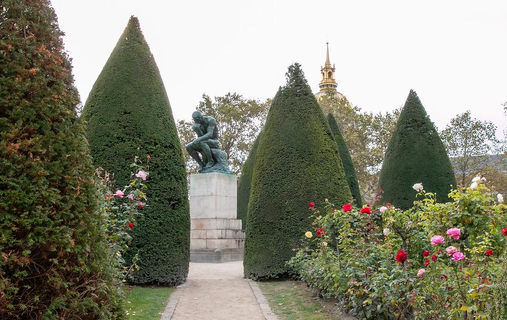 The Thinker, Musée Rodin Paris