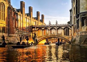 Day Trip From London: An Autumn Walk Through Cambridge