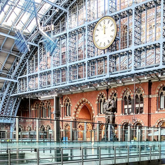 St Pancras - London