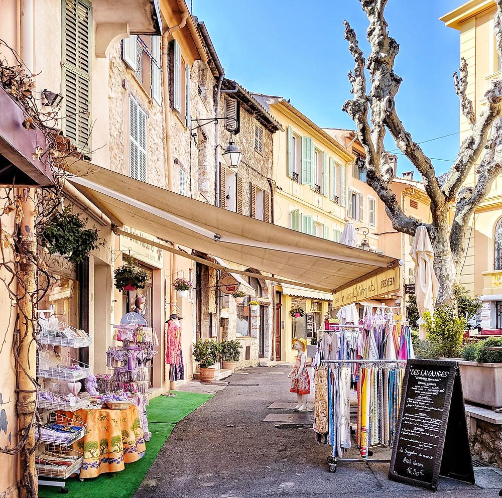 Place Clémenceau, Vence