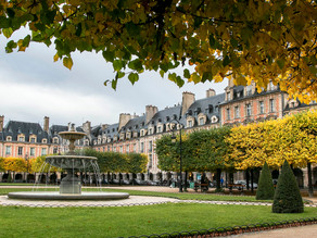 10 Lesser Known Facts about Place des Vosges
