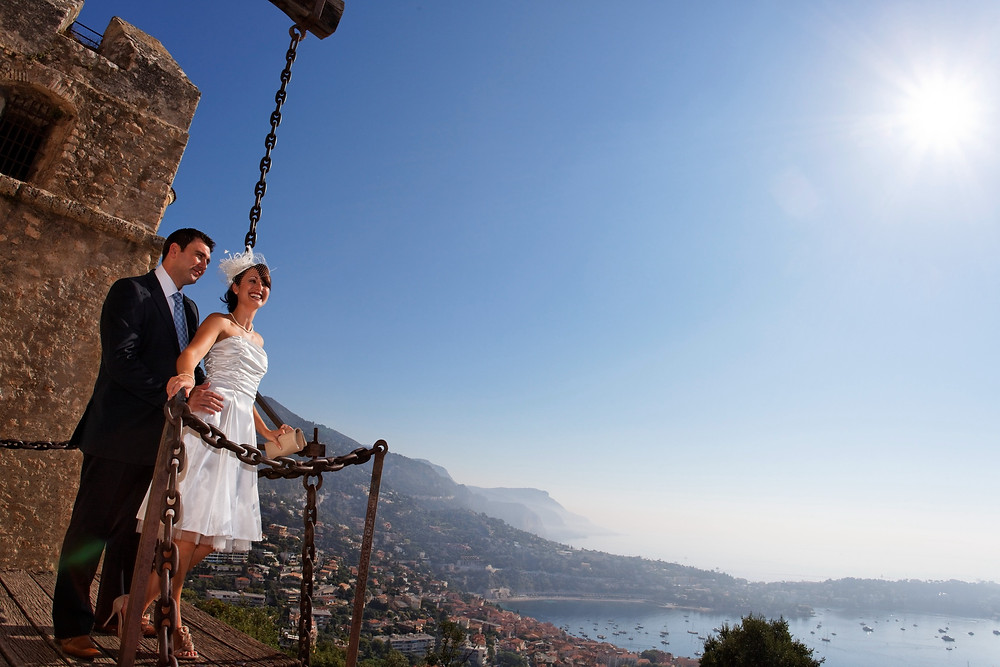 Our wedding in Nice, August 21st, 2010