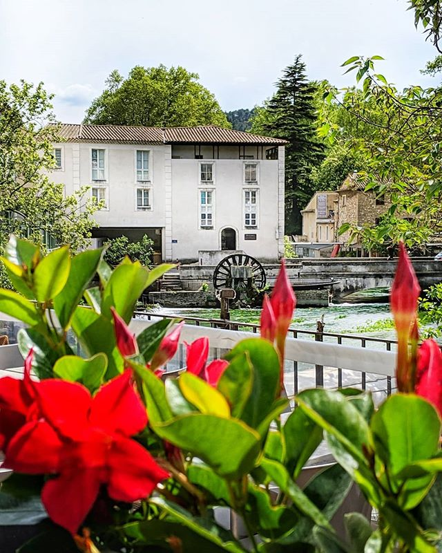 Fontaine-de-Vaucluse, Luberon