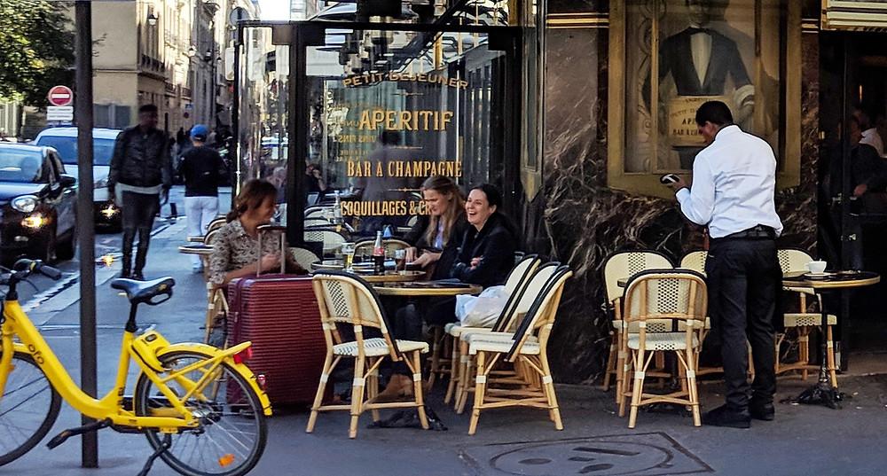 Brasserie Vaudeville, Paris 2ème