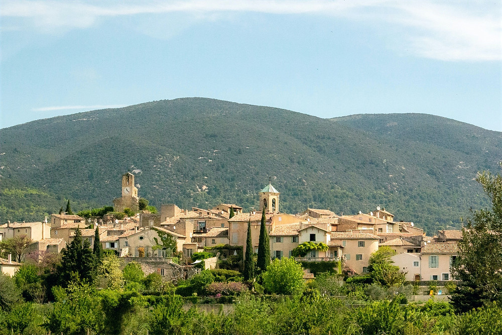 Lourmarin, Peter Mayle's last residence in Provence