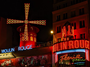 Moulin Rouge - The Most Iconic Paris Cabaret