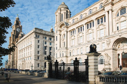 The Three Graces, Liverpool