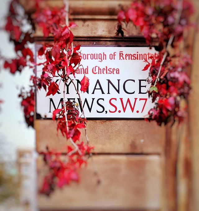 Kynance Mews, London